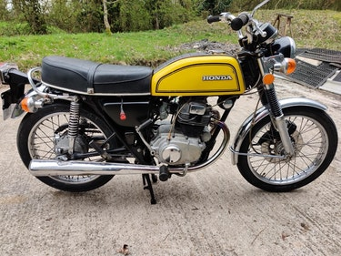 Picture of Honda CB200 1975 - Sold For Sale