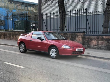 Picture of 1993 Honda Civic CRX 1.6i VTEC, Three Owners from New,UK Car For Sale