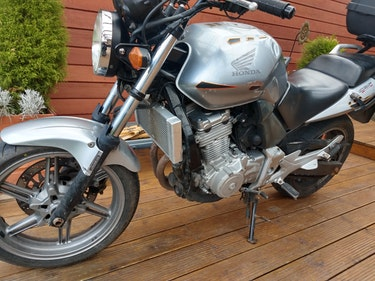 Picture of 2006 Honda cbf 500 abs For Sale