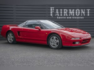 1991 Beautiful Honda NSX NA1 (JDM) - 11000 miles! For Sale (picture 1 of 36)