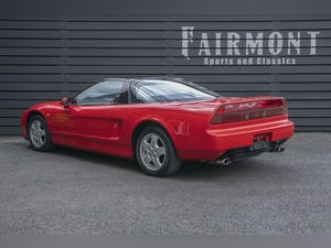 1991 Beautiful Honda NSX NA1 (JDM) - 11000 miles! For Sale (picture 4 of 36)