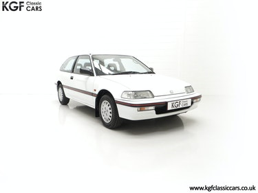 Picture of 1991 An Outstanding Honda Civic 1.4 16v GL with 7,772 Miles For Sale