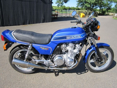 Picture of 1980 Honda CB900FZ For Sale