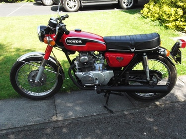 Picture of 1974 Honda CB175 K6  For Sale