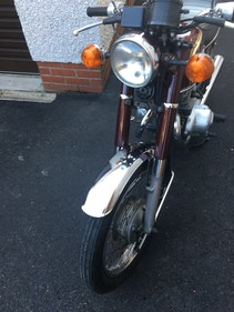 Picture of 1980 Honda Benley 200 motorbike For Sale