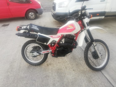 Picture of 1982 Honda XL500 R For Sale