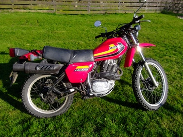 Picture of 1979 HONDA XL500S. 12000miles from new!! For Sale