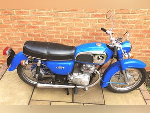 1976 Honda CD 175 For Sale (picture 1 of 5)