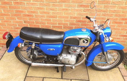 Picture of 1976 Honda CD 175 For Sale