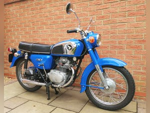 1976 Honda CD 175 For Sale (picture 4 of 5)