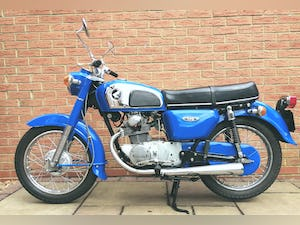 1976 Honda CD 175 For Sale (picture 5 of 5)