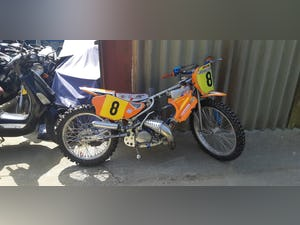 Honda CR125 speedway/grass track bike £1595 as is For Sale (picture 1 of 3)