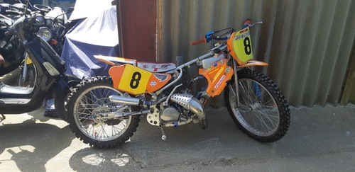 Picture of Honda CR125 speedway/grass track bike £1595 as is For Sale