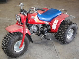 Honda ATC 125 M, £1000 as is or £1595 done up. For Sale (picture 1 of 1)
