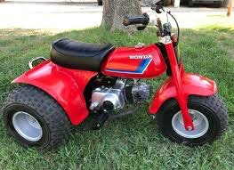 Picture of Honda ATC 50, £500 as it or £895 Ready to ride. For Sale