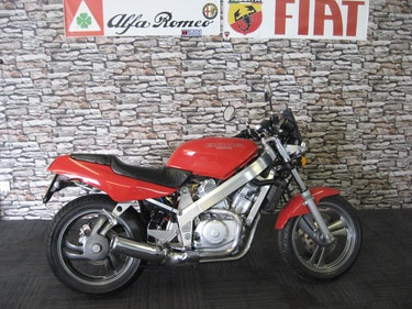 Picture of 1988 E-reg Honda 400 Bros (import) finished in red For Sale