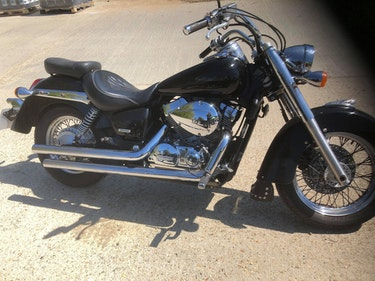 Picture of 2005 Honda Shadow 750 £2795 For Sale