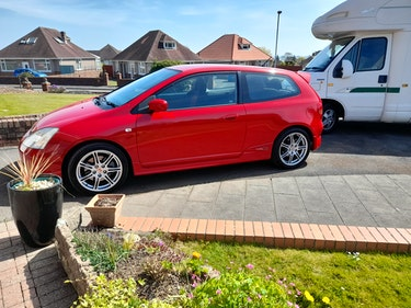Picture of 2003 Hond Civic Type R EP3 For Sale