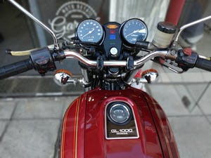 1977 Immaculate Classic GL1000 For Sale (picture 9 of 12)