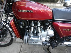 1977 Immaculate Classic GL1000 For Sale (picture 11 of 12)