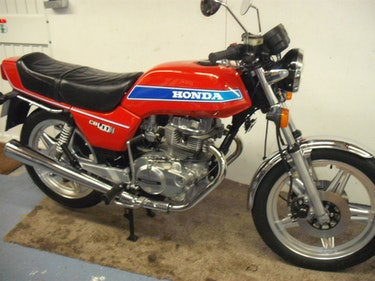 Picture of 1980 Honda CB 400N with 3000 miles For Sale