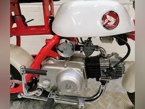 1968 Honda Z50M RESTORED For Sale (picture 3 of 8)