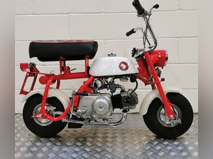 1968 Honda Z50M RESTORED For Sale (picture 1 of 8)