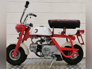 1968 Honda Z50M RESTORED For Sale (picture 2 of 8)