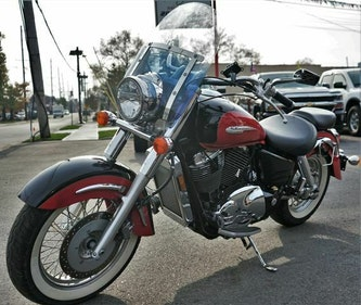 Picture of Lot 104- 2000 Honda Shadow Aero VT1100C3 For Sale by Auction