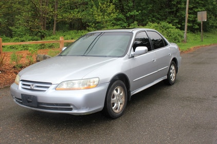 Picture of Lot 172- 2001 Honda Accord For Sale by Auction