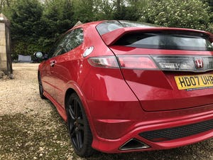 2007 Honda Civic Type R 1 Previous Owner, 100k Miles, FSH For Sale (picture 2 of 9)