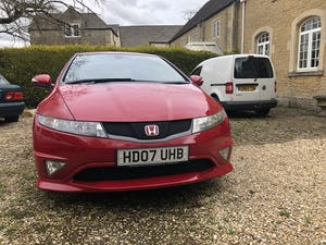 2007 Honda Civic Type R 1 Previous Owner, 100k Miles, FSH For Sale (picture 6 of 9)