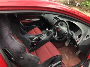 2007 Honda Civic Type R 1 Previous Owner, 100k Miles, FSH For Sale (picture 7 of 9)