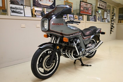 Picture of 1981 HONDA CBX 1000 SUPER SPORTS -Rare Pro-Link six-cylinder For Sale by Auction