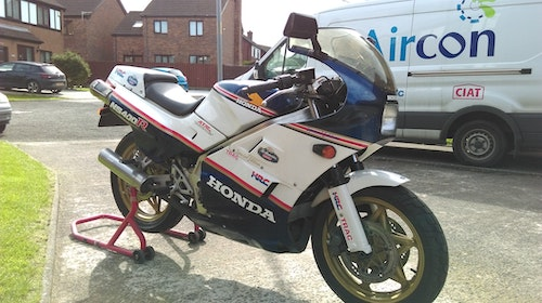 Picture of 1986 HONDA NS400R uk bike For Sale