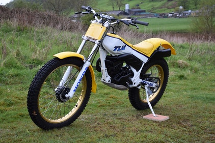 Picture of 1986 Honda TLM200 Great Condition Classic 2 Stroke Trials Bike For Sale