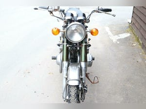 1972 Honda CB350 4 CB 350 4 First year model, untouched bar pipes For Sale (picture 7 of 12)