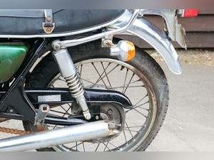1972 Honda CB350 4 CB 350 4 First year model, untouched bar pipes For Sale (picture 11 of 12)