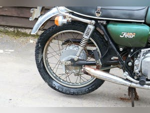 1972 Honda CB350 4 CB 350 4 First year model, untouched bar pipes For Sale (picture 12 of 12)