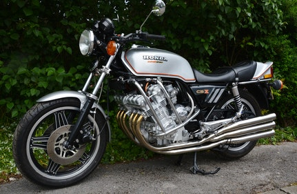 Picture of 1979 For Sale Honda CBX1000, exceptional condition For Sale