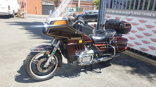 Picture of 1981 Honda GL1100 Interstate Tourer Classic For Sale