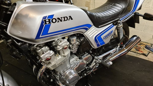 Picture of 1979 Honda 900fz For Sale
