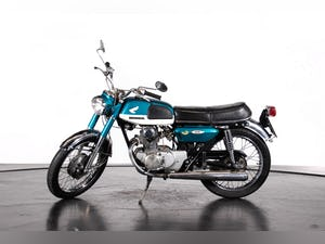 1970 HONDA CB125 For Sale (picture 1 of 9)