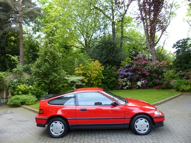 Picture of 1990 HONDA CIVIC CRX 1.6 DOHC/ZC COUPE For Sale