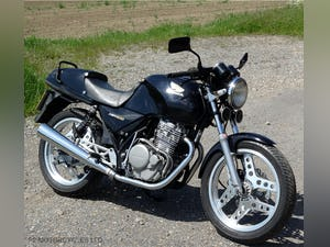 1987 Honda XBR 500, MOT, ready to ride, great engine. For Sale (picture 4 of 9)