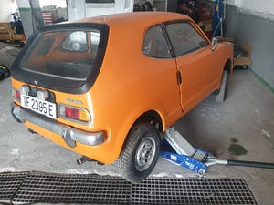 1974 LHD HONDA Z600 COUPE' For Sale (picture 4 of 5)