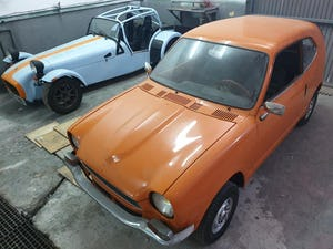 1974 LHD HONDA Z600 COUPE' For Sale (picture 1 of 5)