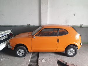 1974 LHD HONDA Z600 COUPE' For Sale (picture 2 of 5)