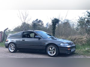 1989 Honda CRX B16 For Sale (picture 3 of 12)