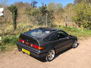 1989 Honda CRX B16 For Sale (picture 6 of 12)